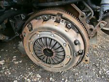 solid flywheel + clutch vivaro renault trafic 2.5 g9u dti dci  01 to 06 van