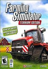 Farming Simulator: Titanium Edition (Windows/Mac, 2014)