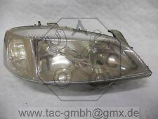 1 Frontscheinwerfer rechts gebraucht für Opel Astra G, 1EG 007 640-32