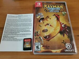 Rayman Legends: Definitive Edition TESTED (Nintendo Switch, 2017)