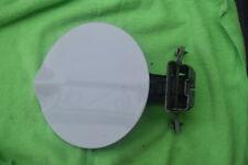 02-09 WHITE Envoy Bravada Trail blazer Fuel Filler Gas Tank Door Lid U8624