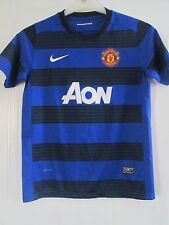 Manchester United 2011-2012 Away Football Shirt Size 12-13 Years /41502