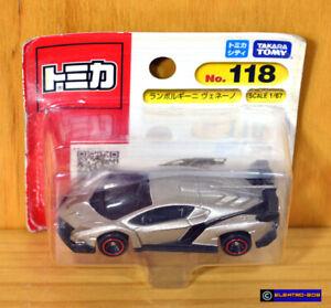 Tomica Lamborghini Veneno [Japan Release] - New/Sealed/XHTF [E-808]