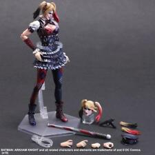 HARLEY QUINN ARKHAM KNIGHTS PLAY ARTS KAI ACTION FIGURE SQUARE ENIX USA SELLER