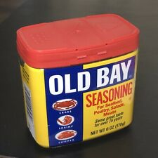 Traditional Old Bay Seasoning 6oz / 170g For Seafood Poultry FAST, FREE Shipping