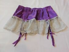 Cacique Intimates Seriously Sexy Collection Women's Ladies Lingerie Skirt NWT