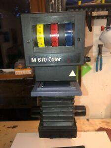 Durst M670 Color Enlarger