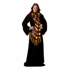 Harry Potter Winter Blanket Snuggie Black