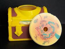 Jouet Maxi Kinder Coffre & Carte trésor S-3-5 France 2006