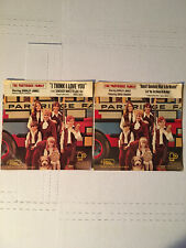 THE PARTRIDGE FAMILY I THINK I LOVE YOU DOESN'T SOMEBODY 2 45 LOT W/ SLEEVES VG+