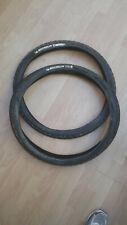 Pair of Michelin XC dry 2 mountain bike tyres