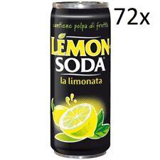 72x Dose Lemonsoda 330 ml Campari Group La Limonata Zitrone italienisch trinken