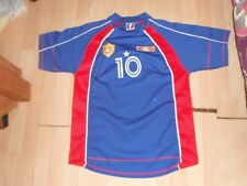 New Rare France National Team #10 Produit Original Soccer Jersey Men's Large!