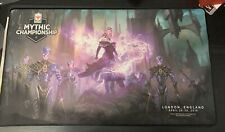 magic the gathering liliana Command The Dreadhorde Mythic Chapionship  Playmat