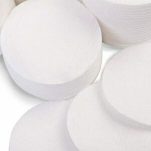 Cotton Wool Pads Lint Free Round Cosmetic Pads Face & Make Up Removal