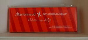 Palette maquillage studiomakeup Marionnaud coup de coeur  ZAZA2CATS
