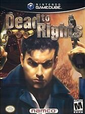Dead to Rights (Nintendo GameCube, 2002) Disc Only! *USA VERSION*