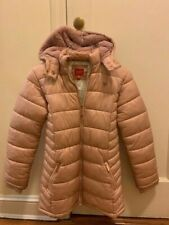 GUESS  - Girl's Puffer Jacket (Rose - Size 14) Pre-Owned