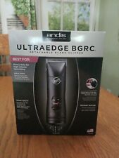 Andis Black UltraEdge BGRC Hair Clipper Detachable Blade Size 000 Professional