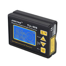 Angle Meter Professional Dual-axis Digital Laser LED Level Inclinometer