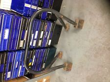 TRIUMPH TR6 (POSS TR4/3) STEEL ROLLBAR ASSEMBLY! USED! BRISTOL AREA! COLLECTION