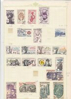 czechoslovakia issues of 1963 stamps page ref 18412