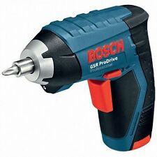 Expedited Bosch GSR ProDrive Professional Crodless Lithium-ion 3.6V Screwdriver
