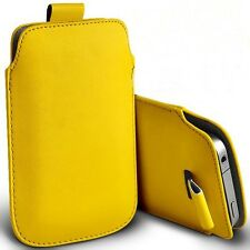 Etui für Lenovo Handy aus Leder