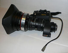 OBJECTIF VIDEO BROADCAST 2/3 ANGENIEUX  14X8