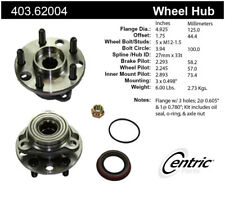 Axle Bearing and Hub Assembly Repair Kit-Premium Hubs Front Centric 403.62004
