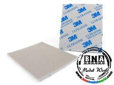 3M Softback Sanding Sponge - Ultrafine #800 - #1000 Grits (Size: 114mm x 139mm)