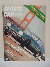 March 1966 Sports Car Graphic Magazine Formula 1 Engines Lamborghini
