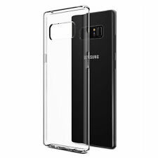Fin Housse Étui de Protection Pour Samung Galaxy Note 8 Silicone Pochettes