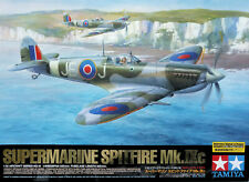 Tamiya 1:32 Supermarine Spitfire Mk.IX. Britisch WW II Fighter. Kit Nr. 60319