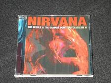 "NIRVANA ""The Needle & The Damage Done""  Outcesticide II  rare cd  MINT"