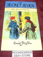 ENID BLYTON - THE SECRET SEVEN - THE SECRET SEVEN  -2009- (117 PAGES)