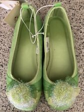 Disney Store Tinkerbell Shoes Size 13/1 NWT