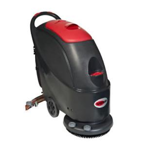 "Viper AS510B 20"" Disc Scrubber Dryer"