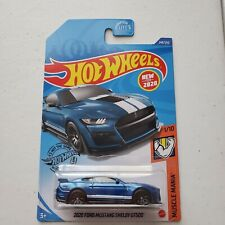 2020 Hot Wheels Muscle Mania 2020 Ford Mustang Shelby Gt500