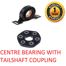 Tailshaft Centre Bearing and coupling FIT BMW E36 E46 E39 E34 26111227410  NEW