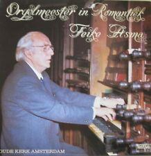 FEIKE ASMA - ORGELMEESTER IN ROMANTIEK  -  LP