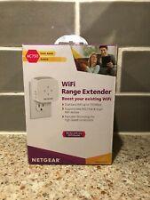 Netgear Wifi Range Extender Ac750 Dual Band Range