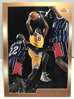 1998-99 Topps Kobe Bryant #68 Los Angeles Lakers 3rd Year Card