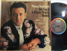 Wynn Stewart - It's Such a Pretty World Today  (Capitol ST 2737)