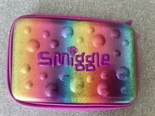 Smiggle Rainbow Glitter Pencil Case *Back To School*
