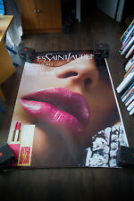 YSL MAKE UP Style B 4x6 ft Bus Shelter Original Fashion Vintage Poster