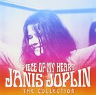 Janis Joplin Piece Of My Heart-Collection CD NEW Mercedes Benz/Me & Bobby McGee+