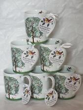 Earthenware British Portmeirion Pottery Mugs