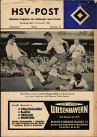 Oberliga Nord 62/63 Hamburger SV - Eintracht Braunschweig, 03.11.1962, Moll