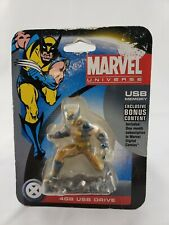 WOLVERINE - Dane-Elec - Marvel Universe - 4GB USB Drive - NEW